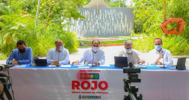 El regreso a clases presenciales el 30 de agosto bajo acuerdos entre padres de familia y maestros cuidando las condiciones de salud: Héctor Astudillo