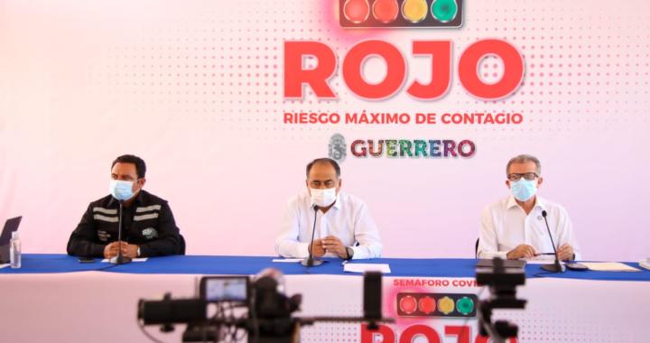 NUEVAS MEDIDAS CONTRA EL COVID-19 NO SON FÁCILES PERO LO IMPORTANTE ES ACATARLAS: HÉCTOR ASTUDILLO
