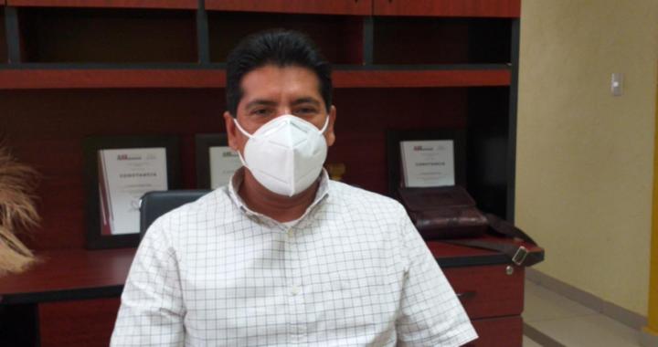 Cerraremos en orden el Gobierno Municipal de La Unión: Crescencio Reyes