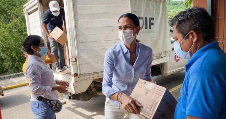 El trabajo social en el DIF de Zihuatanejo no para