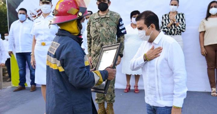 Ayuntamiento que preside Jorge Sánchez Allec reconoce labor de PCyB