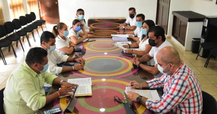 Continúa el proceso entrega-recepción de la administración municipal en Zihuatanejo
