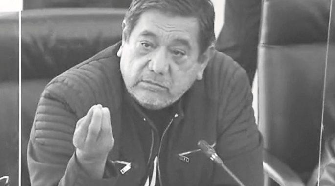 Hay que quitarle los bienes al político ladrón y devolverlos al pueblo, afirma Félix Salgado