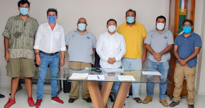 *Inician los estudios científicos para recuperar los cuerpos de agua en Petatlán*