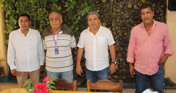Forman bloque dirigentes priístas de la Costa Grande