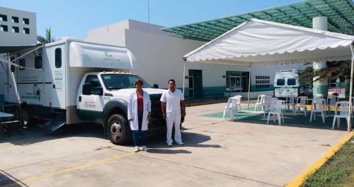Alistan Jornada Quirúrgica de Urología en Hospital IMSS de La Unión
